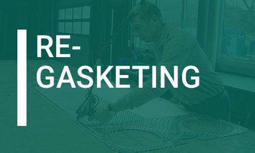 Re-Gasketing